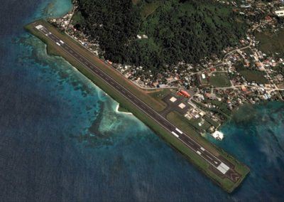 Chuuk International Airport Runway, Taxiway and Apron Rehabilitation