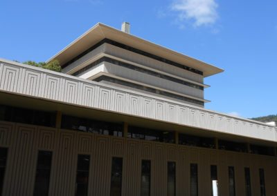University of Hawaii at Manoa Biomedical Sciences Building Upgrade