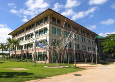 University of Hawaii John A. Burns School of Medicine