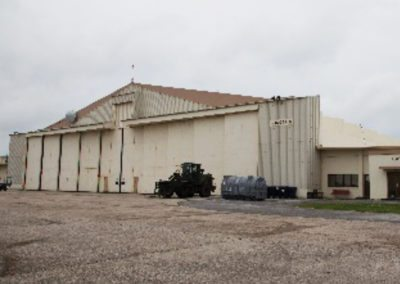 Kadena Aircraft  Maintenance Hangar
