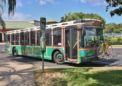 Maui Bus Public Transit System