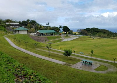 Kukuihaele Park  Improvements
