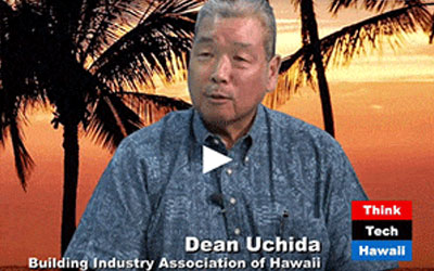 SSFM's Dean Uchida discusses ways to increase affordable housing.