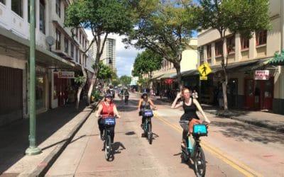 SSFM's team takes Biki bikeshare system for a test drive.