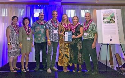 SSFM Receives 2 American Planning Association, Hawai'i Chapter Awards